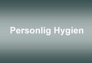 Personlig hygien